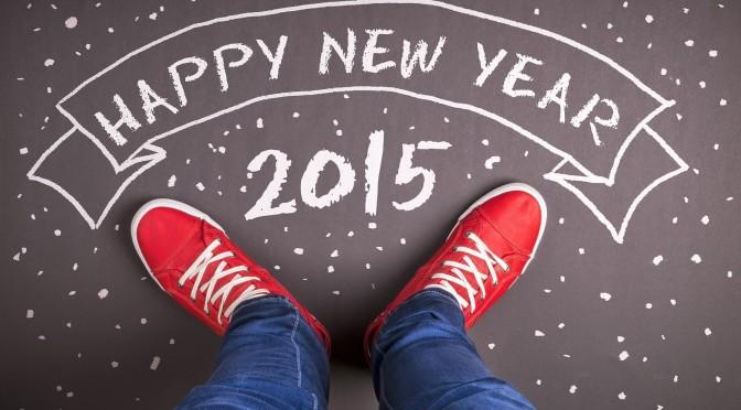 Z Nowym Rokiem, dziarskim krokiem  !
