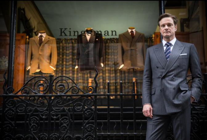 Kingsman: Tajne służby – Kulturalny szpieg